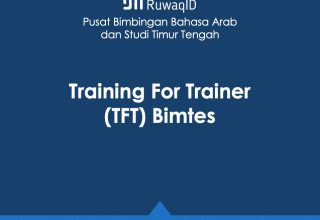 Training For Trainer (TFT) Bimtes